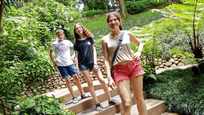 מטיילים עם מתבגרים בתאילנד