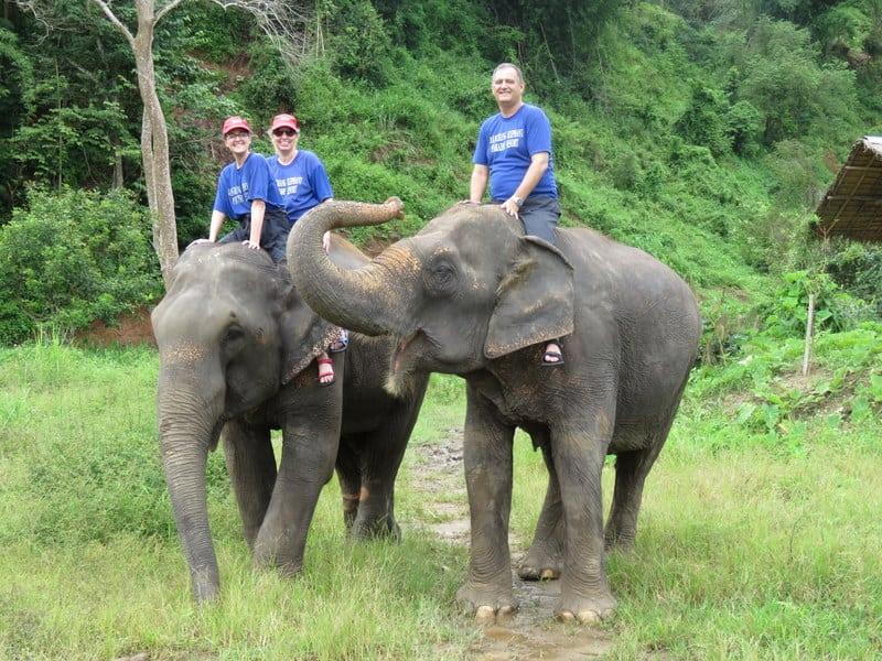 טיול בתאילנד עם מתבגרים