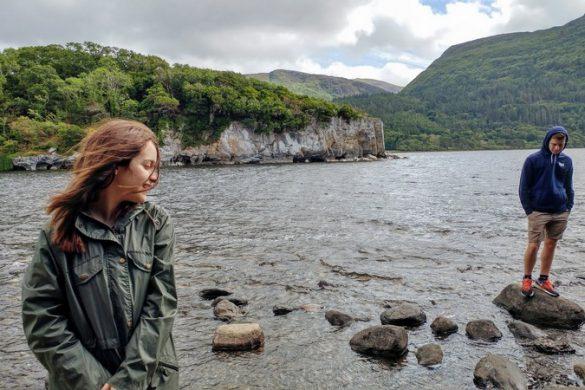 מטיילים עם מתבגרים באירלנד
