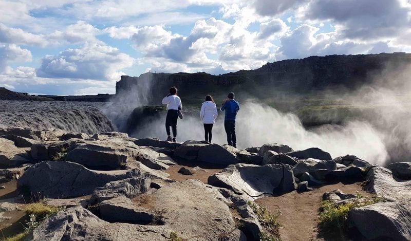 לטייל עם מתבגרים באיסלנד