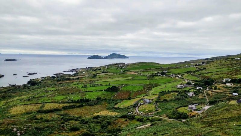 טיול משפחתי באירלנד
