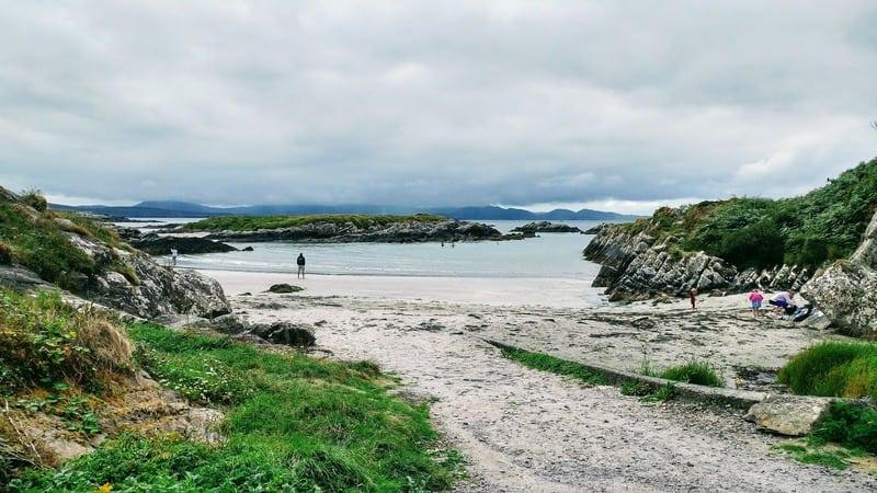 חוף ים רינג אוף קרי אירלנד