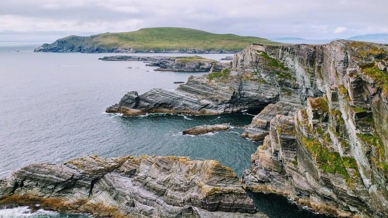 מסלול צוקי קרי אירלנד