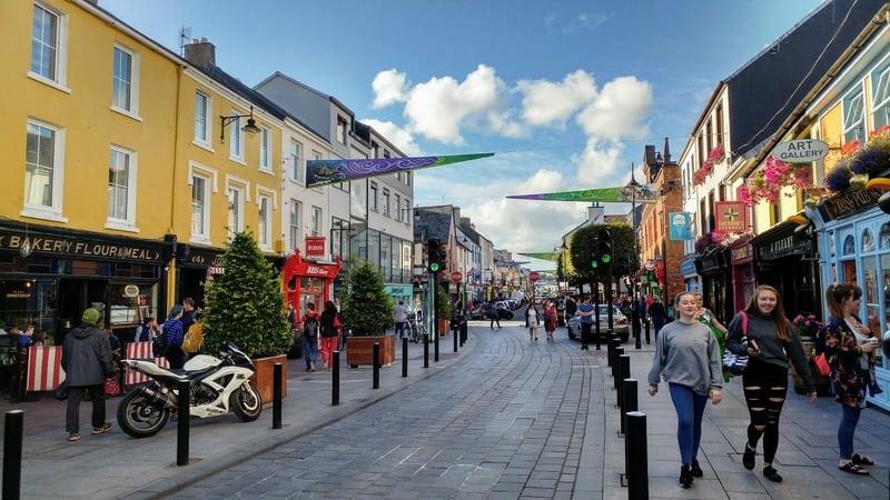 סיור בעיר קילרני באירלנד