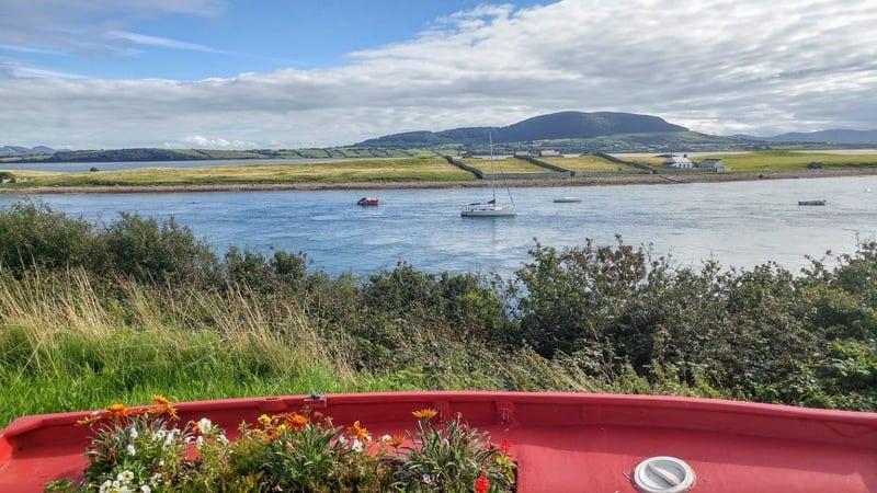 מסלול טיול שבוע צפון מערב אירלנד