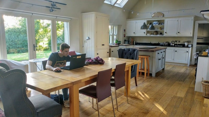 vacation rental house Ireland
