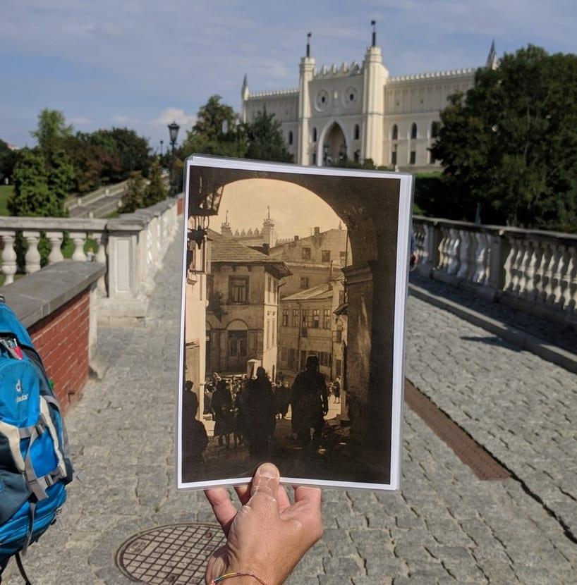 שער גרודצקה - שער היהודים. צלמת: גלית קידר