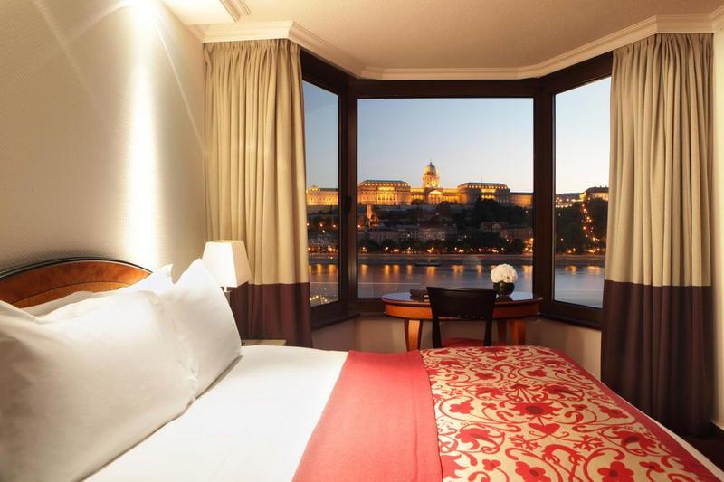 בתי מלון במרכז בודפשט
