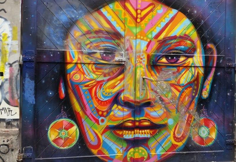 ציור קיר בברלין