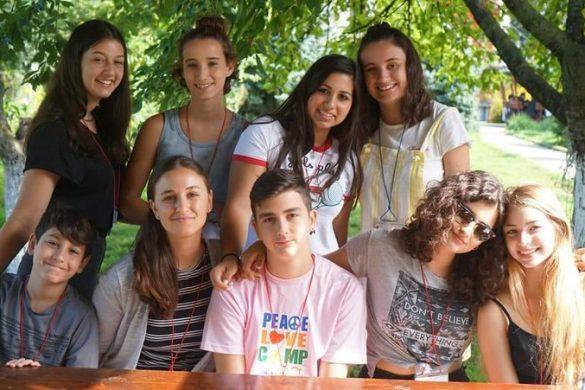 מחנה קיץ סאמר קאמפ ברומניה