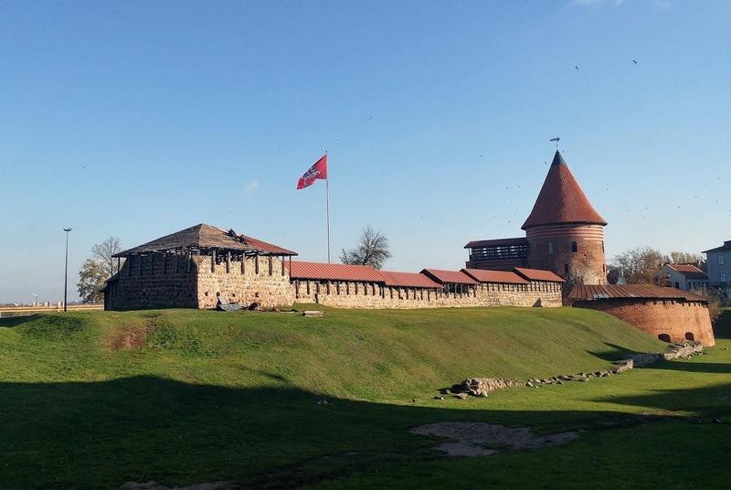 טירת קובנה kaunas castle