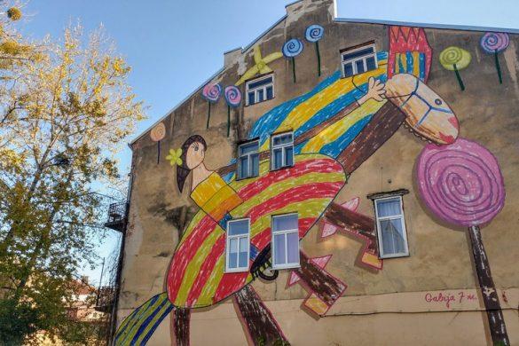 המלצות לחופשה בקובנה מסלול טיול בעיר קובנה