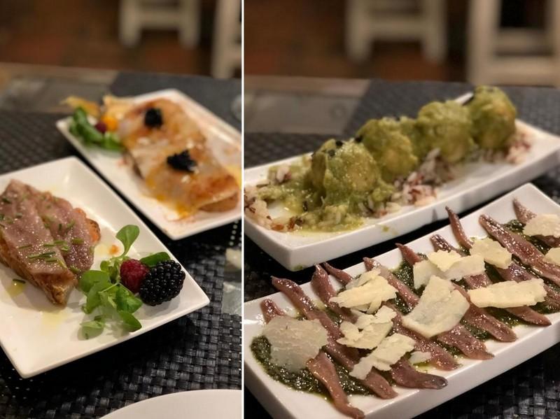 מסעדה מדריד