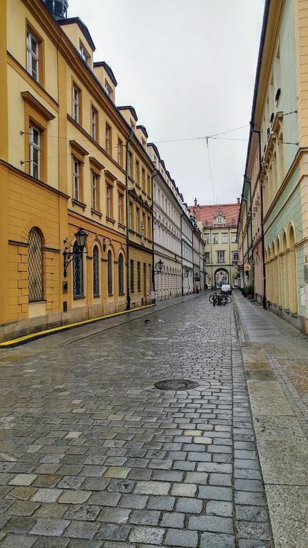 העיר העתיקה בורוצלב