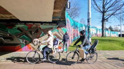 אמנות רחוב מסלול טיול באיינדהובן