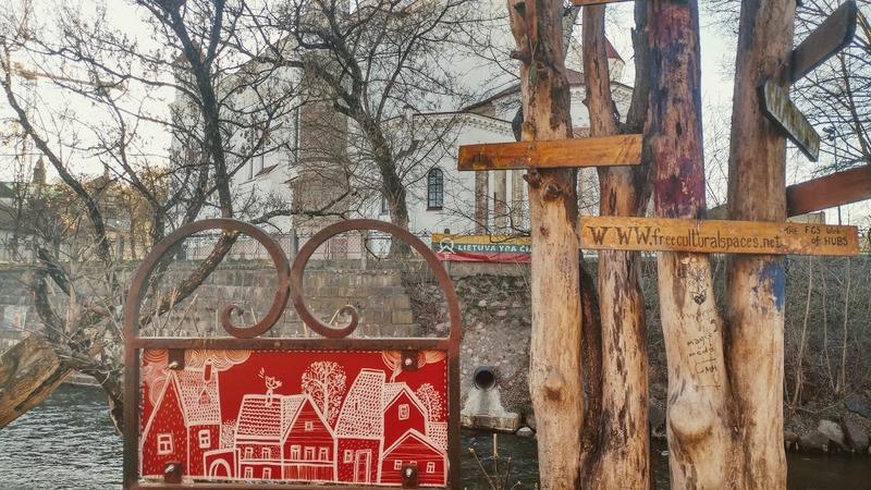 weekend in Vilnius מדריך לטיול בוילנה