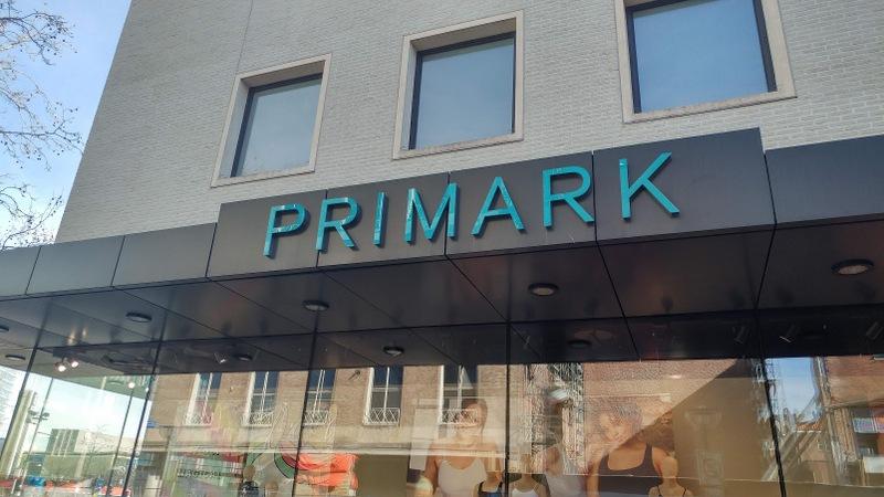 Primark Eindhoven the netherlands