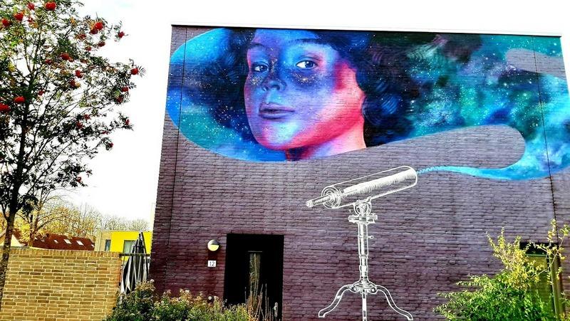 אמנות רחוב איינדהובן