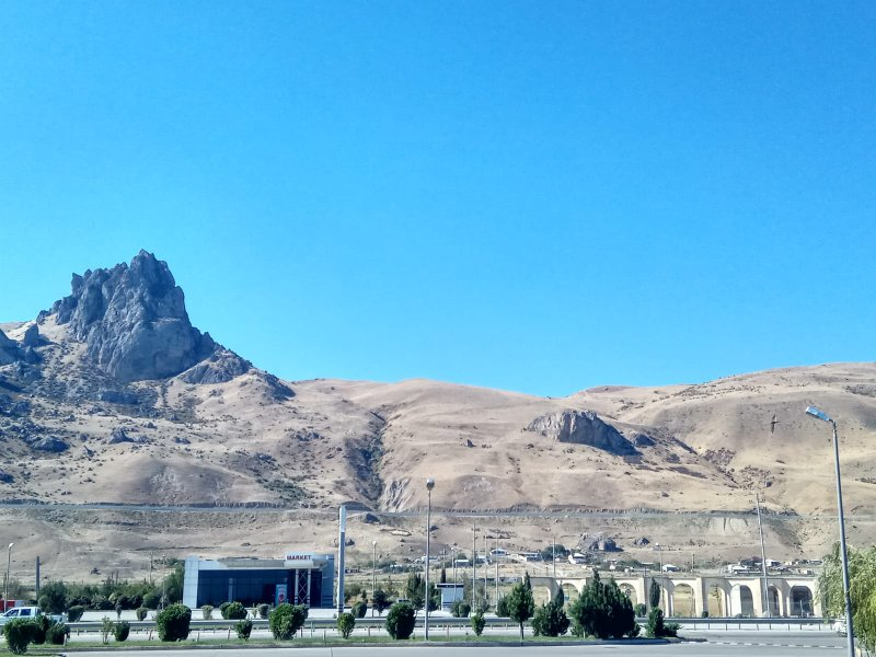 טיול בהרי קווקז