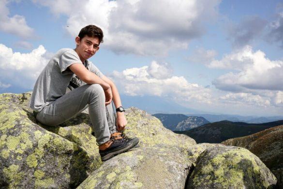 סלובקיה עם בני נוער