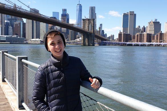 ניו יורק עם מתבגרים