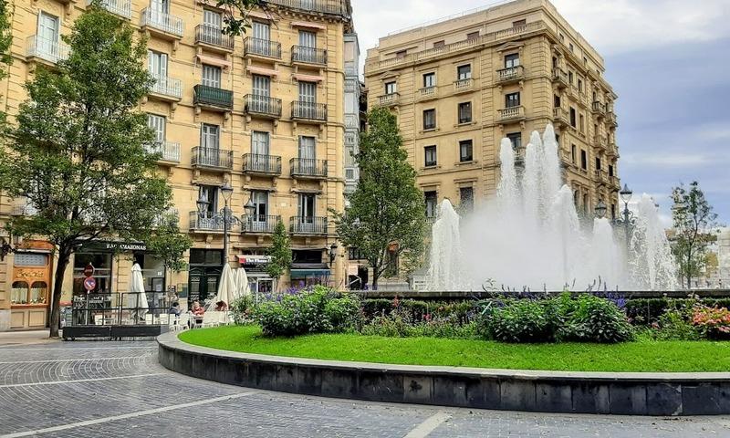 כיכר בילבאו סן סבסטיאן