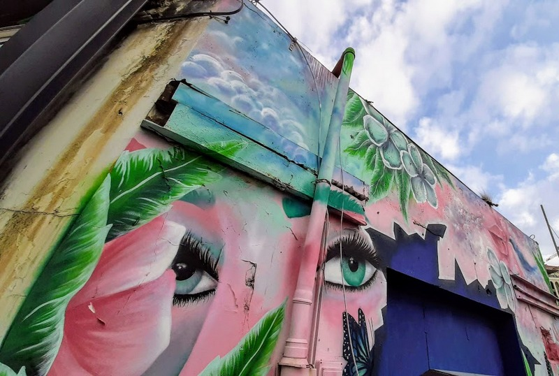 אמנות רחוב בישראל