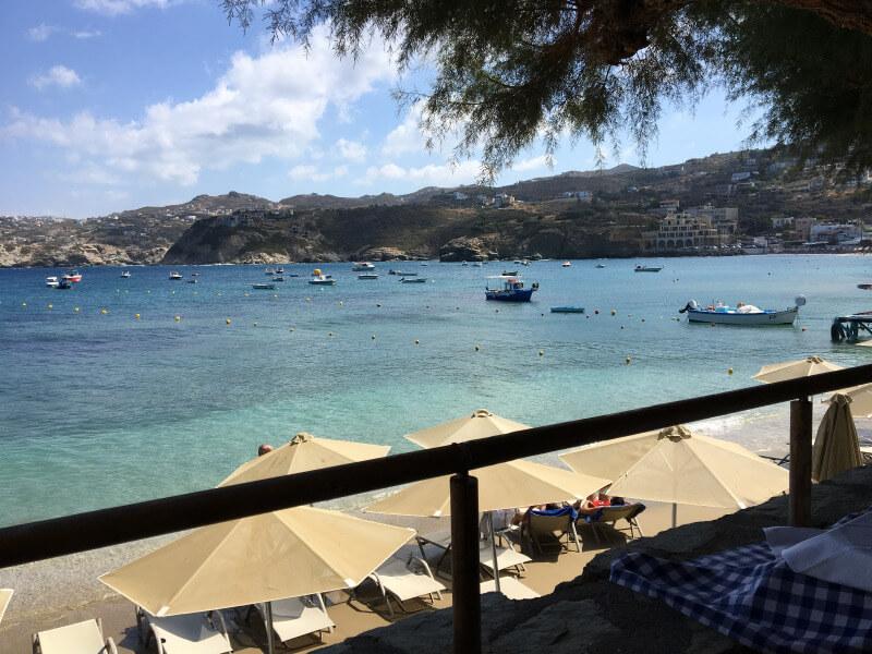 חופשת קיץ ביוון