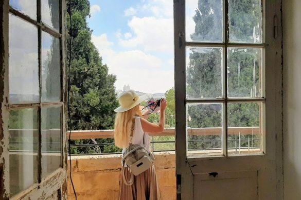 חופשה בעיר ירושלים