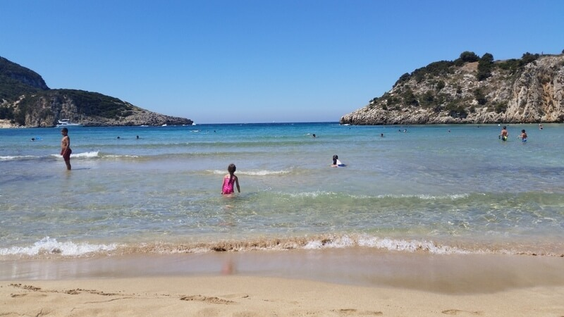 יוון היבשתית עם ילדים
