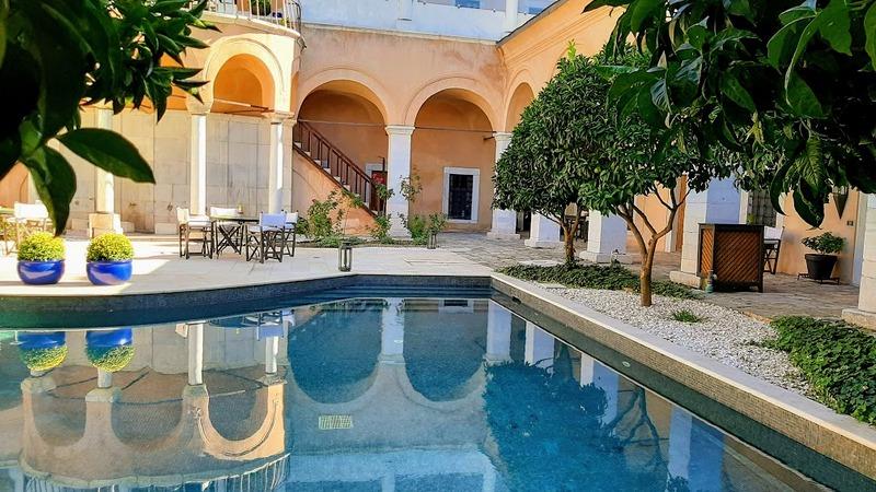 בית מלון אימרט קבאלה יוון imaret kavala
