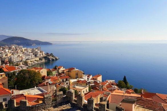 חופשה בקוואלה יוון