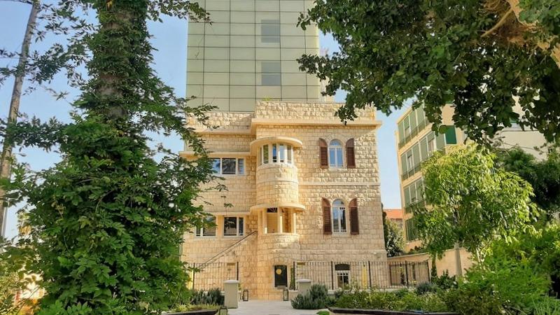 מלון שומאכר חיפה