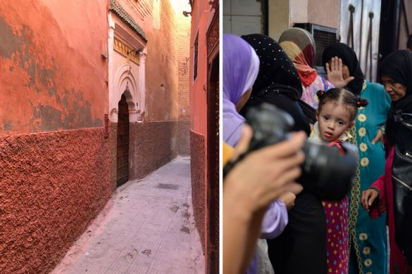 חופשה מעוצבת במרוקו