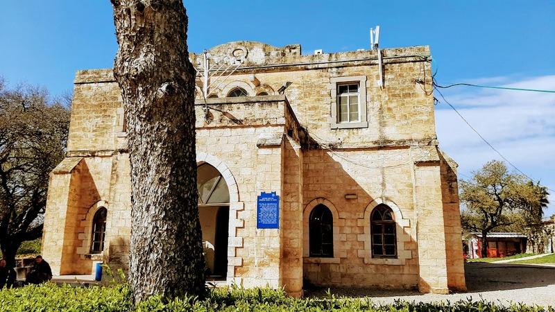 סיור בבית לחם הגלילית עמק יזרעאל