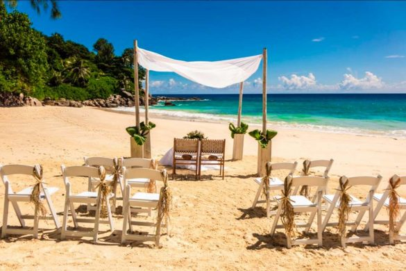 חתונה אזרחית בסיישל - ספיריט הפקות