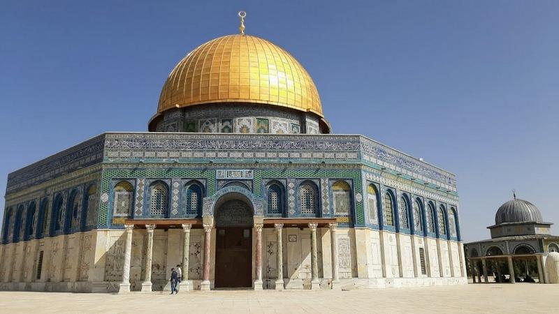 סיור בהר הבית ובעיר העתיקה בירושלים