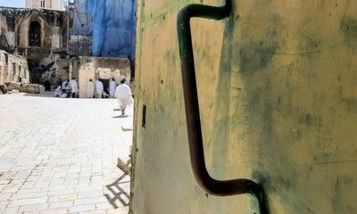סיור בהר הבית והעיר העתיקה בירושלים