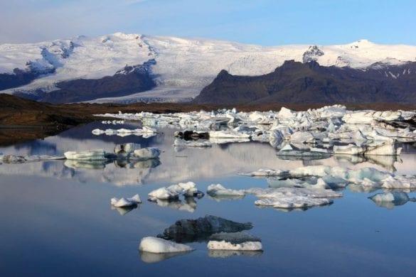 קרחונים באיסלנד צילום: יוסי בן עמי