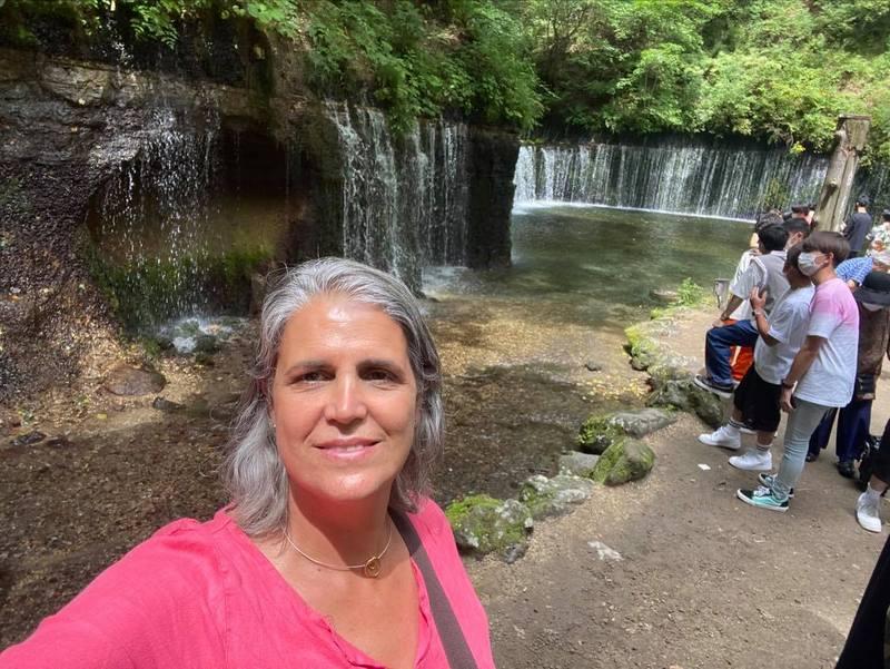 סוזי כהן אוקובו מדריכה יפן
