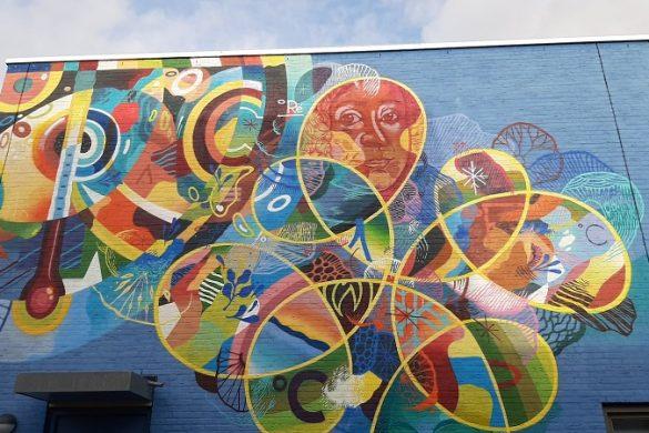 אמנות רחוב באיינדהובן