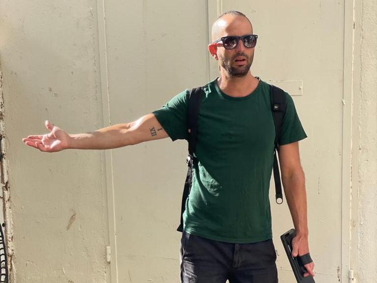 עידו וייל סיורים אורבניים בתל אביב