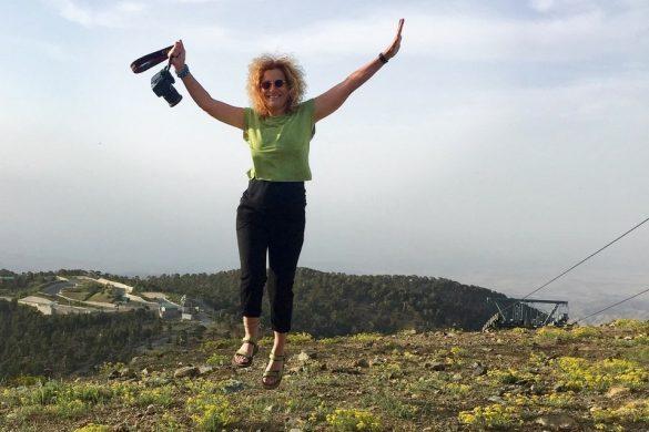 אַיָּלָה לֶשֶּר הַרְאֵל, צלמת מובילה טיולים בקפריסין