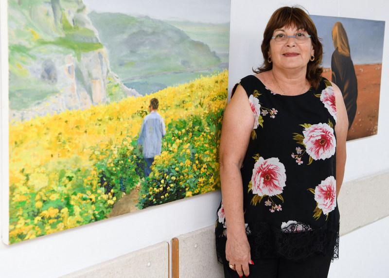 """ד""""ר ורדה רוטשטיין מאייר - מלווה ומדריכת סיורי אמנות בארץ ובחו""""ל"""